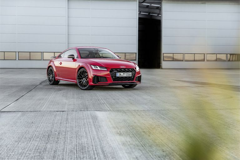 2019 Audi TTS coupé - Isle of Man 522425