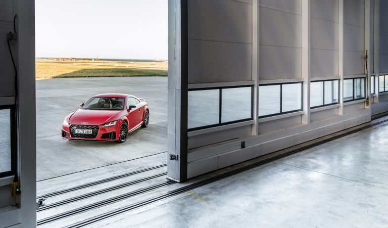 2019 Audi TTS coupé - Isle of Man 522428