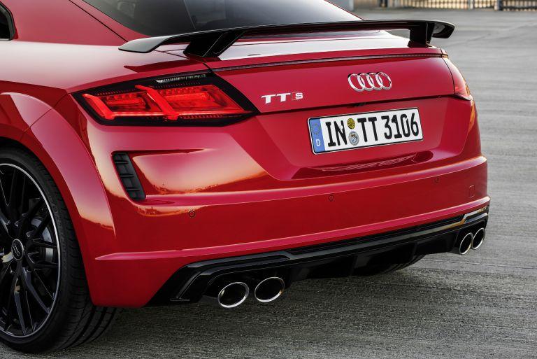 2019 Audi TTS coupé - Isle of Man 522440