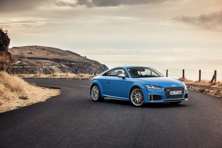 2019 Audi TTS coupé - Isle of Man 522459