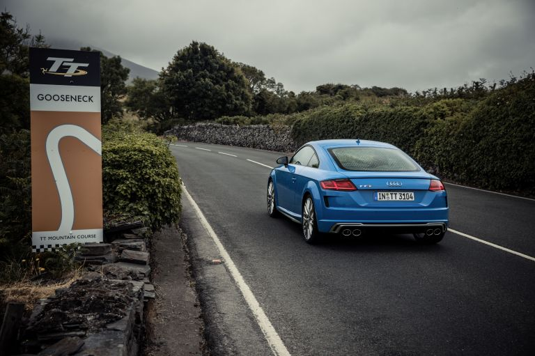 2019 Audi TTS coupé - Isle of Man 522463