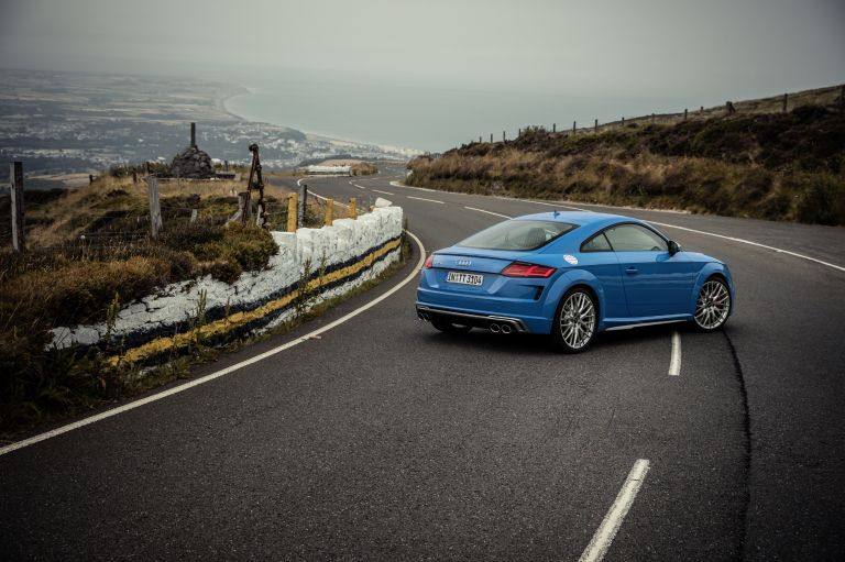 2019 Audi TTS coupé - Isle of Man 522465