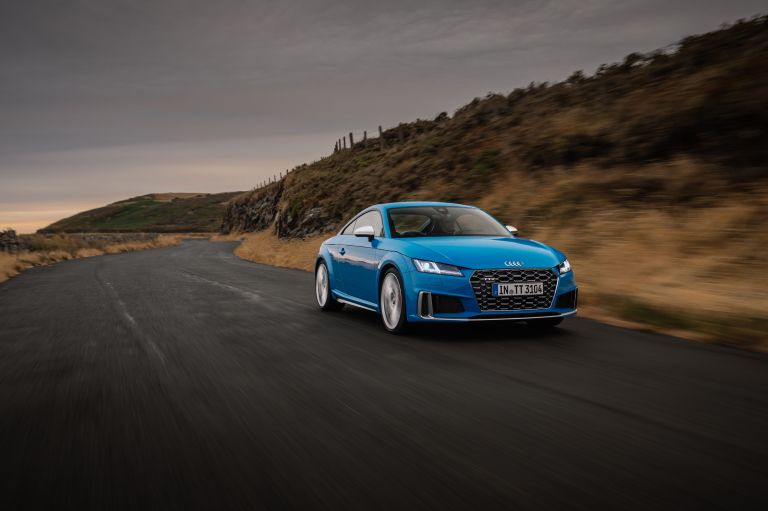 2019 Audi TTS coupé - Isle of Man 522477