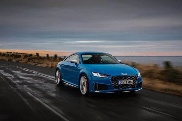 2019 Audi TTS coupé - Isle of Man 522480