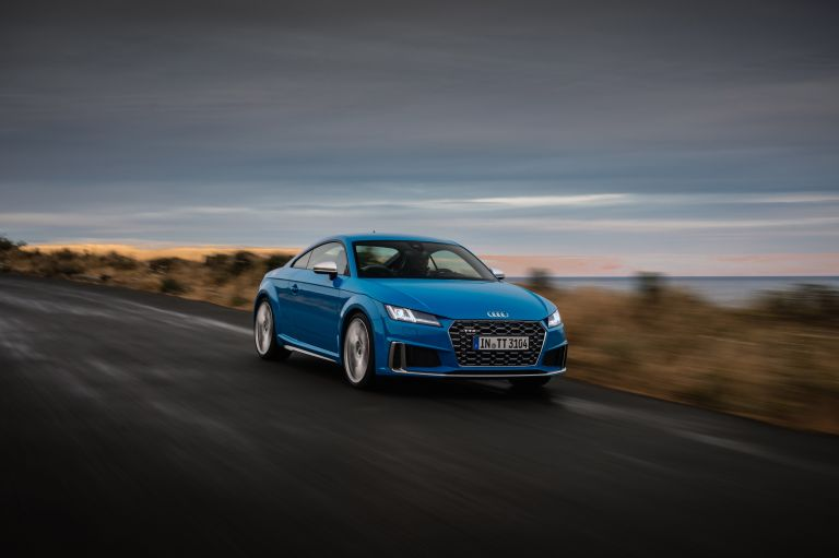 2019 Audi TTS coupé - Isle of Man 522481