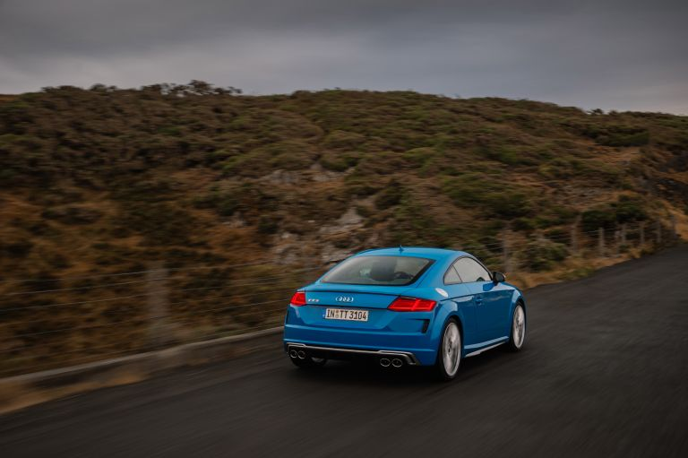 2019 Audi TTS coupé - Isle of Man 522491