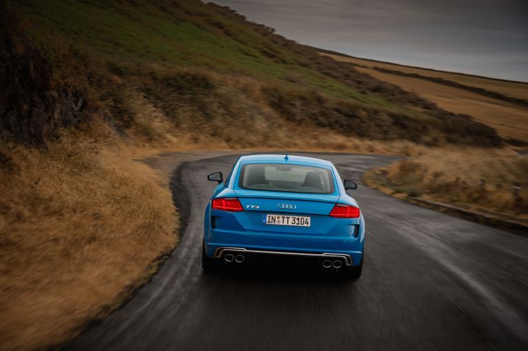 2019 Audi TTS coupé - Isle of Man 522494