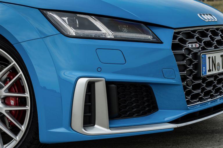 2019 Audi TTS coupé - Isle of Man 522500