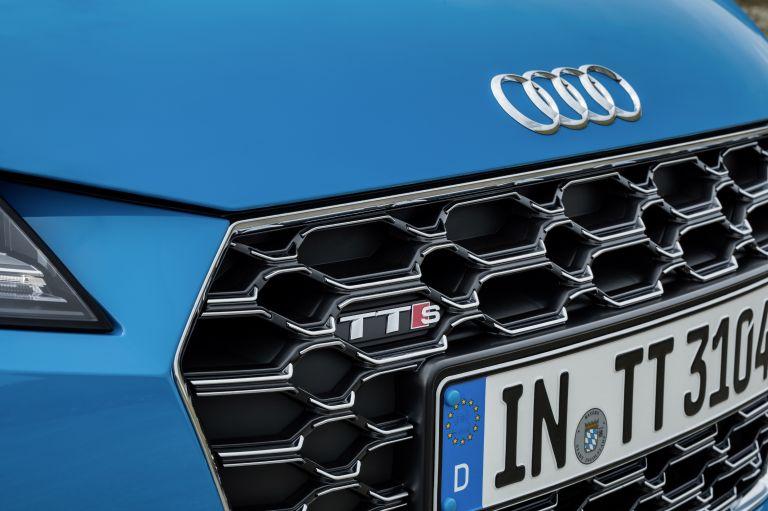 2019 Audi TTS coupé - Isle of Man 522501