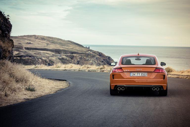 2019 Audi TTS coupé - Isle of Man 522523