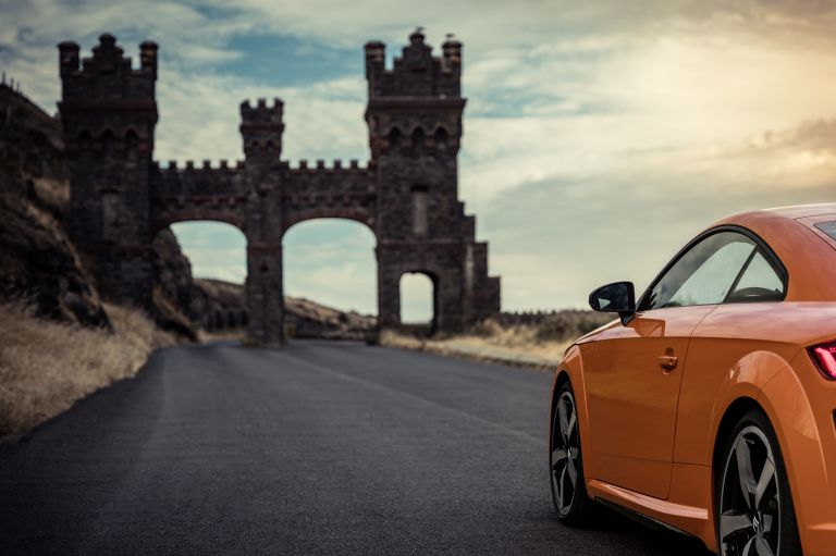 2019 Audi TTS coupé - Isle of Man 522531