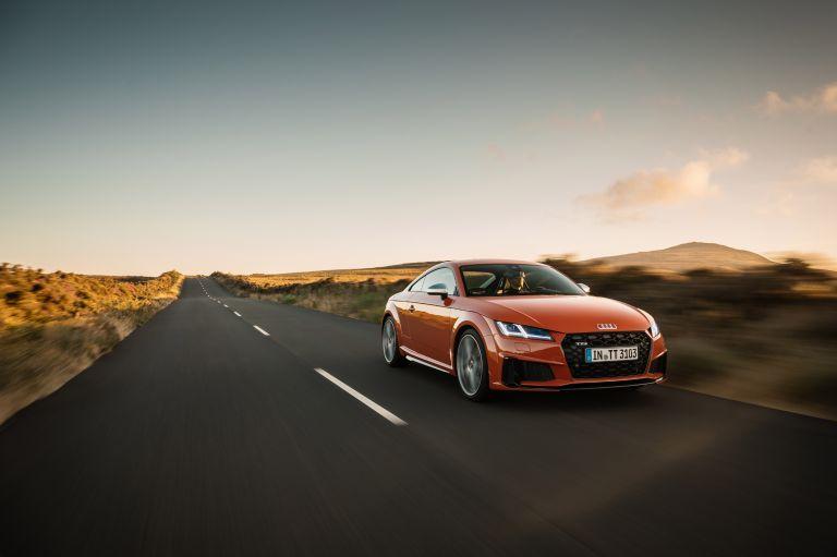 2019 Audi TTS coupé - Isle of Man 522533