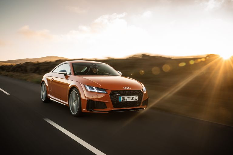 2019 Audi TTS coupé - Isle of Man 522534