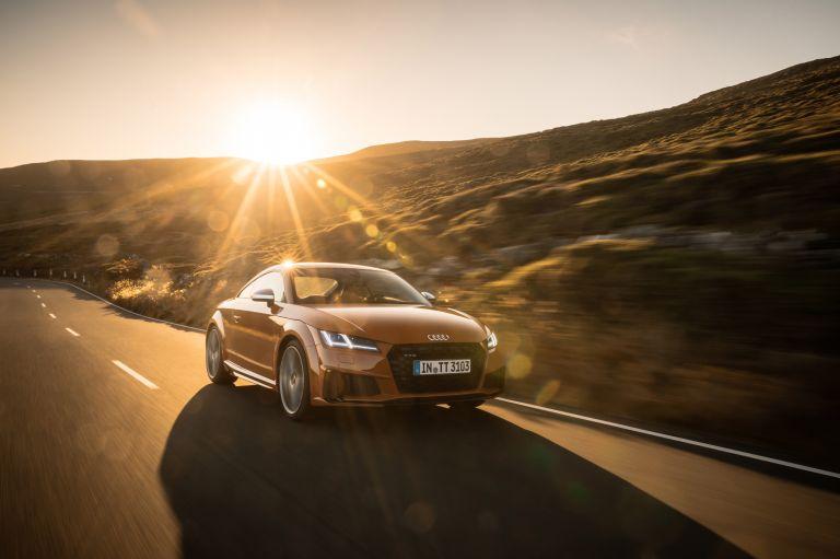 2019 Audi TTS coupé - Isle of Man 522542