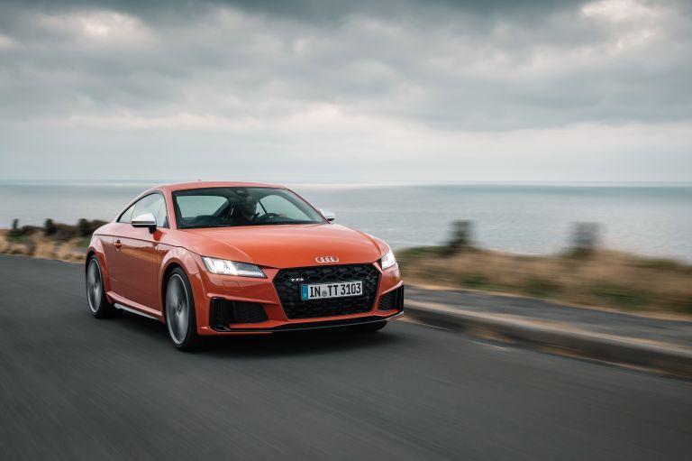 2019 Audi TTS coupé - Isle of Man 522545
