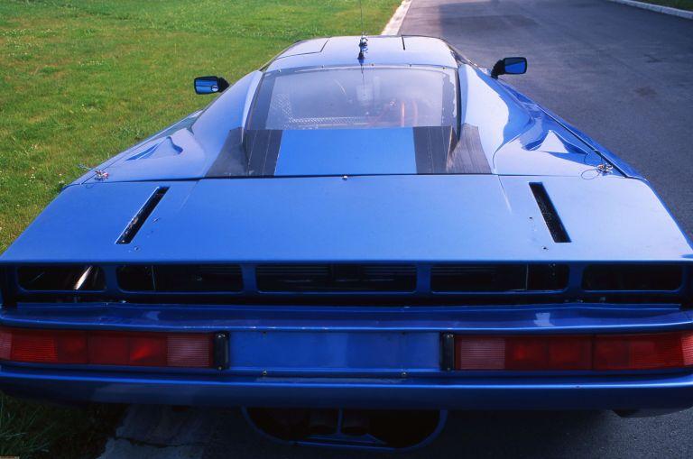 1990 Bugatti EB110 prototype 522889