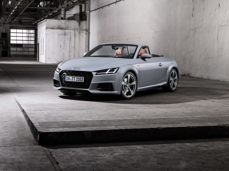 2019 Audi TT roadster - 20th anniversary 522898