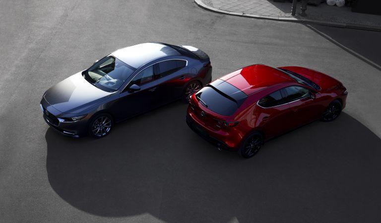 2019 Mazda 3 sedan 522997