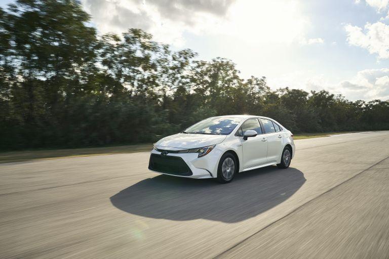 2020 Toyota Corolla Hybrid 523044