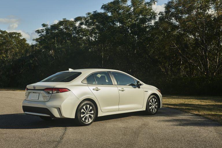 2020 Toyota Corolla Hybrid 523049