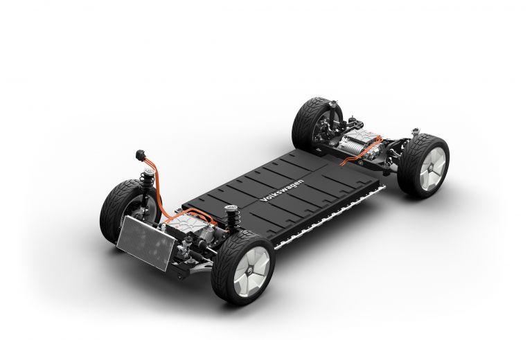 2019 Volkswagen I.D. Buzz Cargo concept 523158
