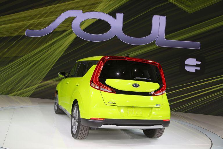2020 Kia Soul EV 523373