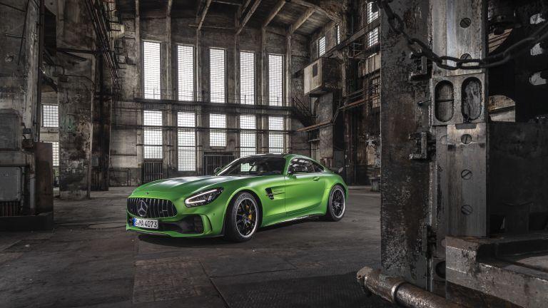 2018 Mercedes-AMG GT R 541501