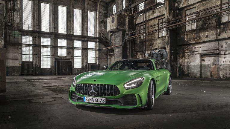 2018 Mercedes-AMG GT R 541505