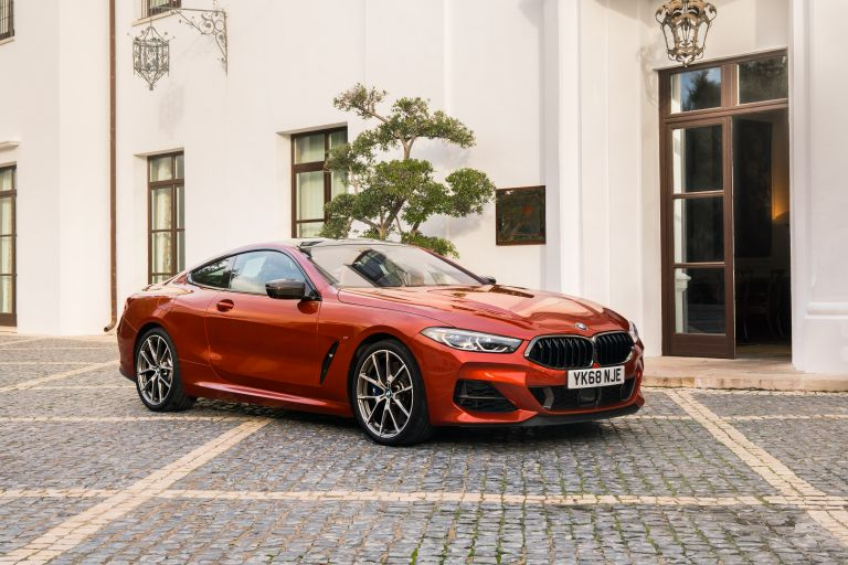 2018 BMW M850i ( G15 ) coupé xDrive - UK version 524042
