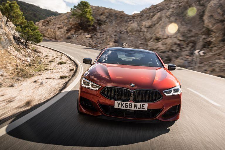 2018 BMW M850i ( G15 ) coupé xDrive - UK version 524053