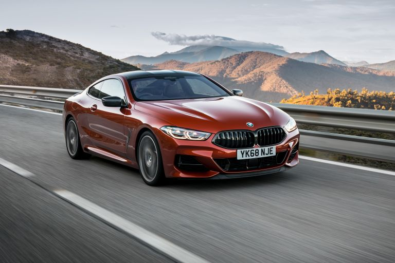 2018 BMW M850i ( G15 ) coupé xDrive - UK version 524055