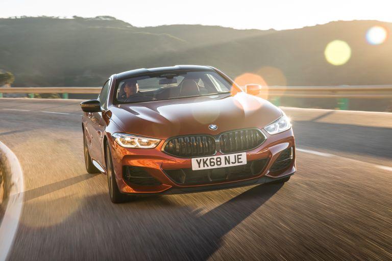 2018 BMW M850i ( G15 ) coupé xDrive - UK version 524064