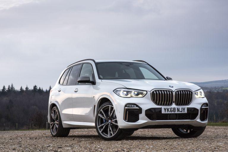 2019 BMW X5 ( G05 ) M50d - UK version 524713