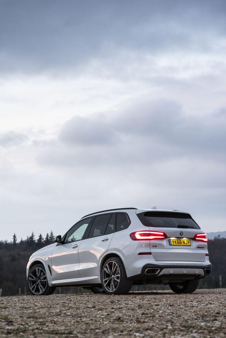 2019 BMW X5 ( G05 ) M50d - UK version 524715