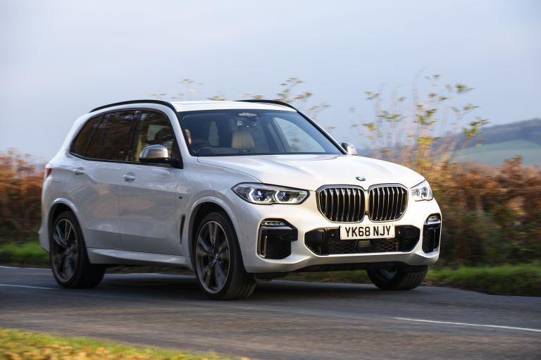 2019 BMW X5 ( G05 ) M50d - UK version 524719