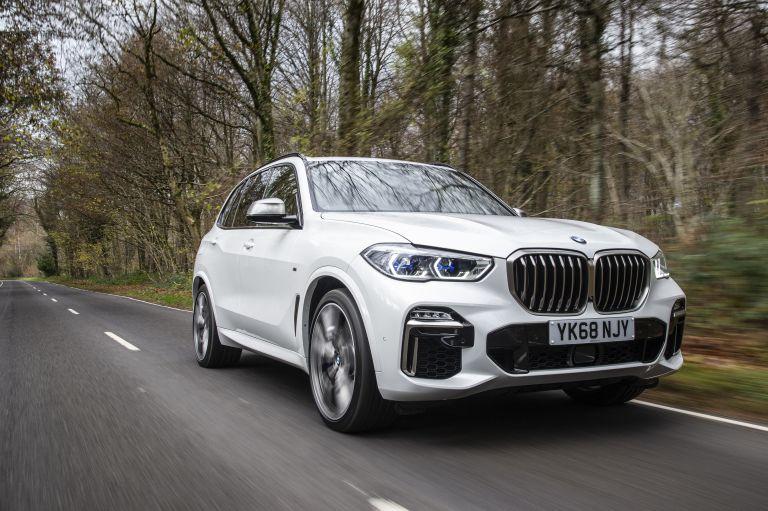 2019 BMW X5 ( G05 ) M50d - UK version 524723