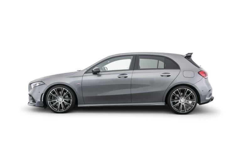 2019 Brabus B25 Based On Mercedes Benz A Klasse Mad4wheels