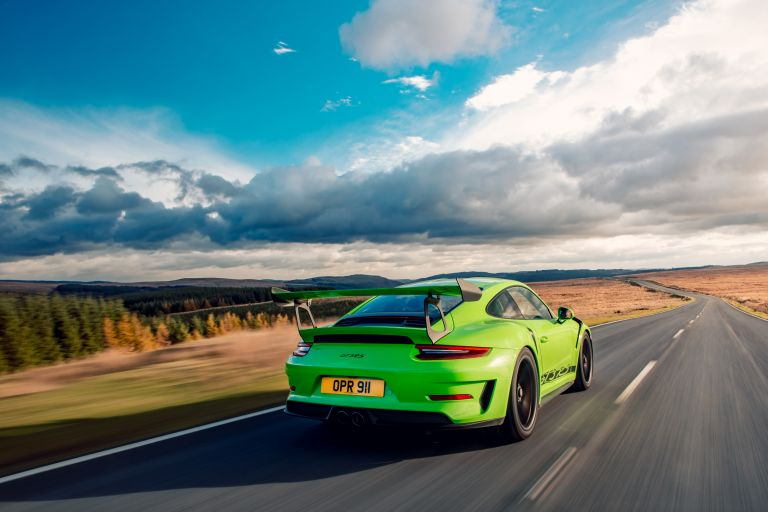 2018 Porsche 911 ( 991 type II ) GT3 RS - UK version 525510