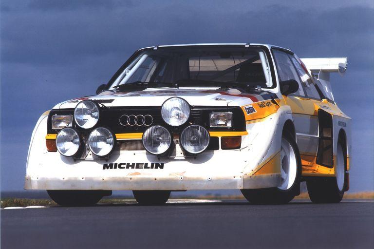 1985 Audi Quattro S1 E2 527446