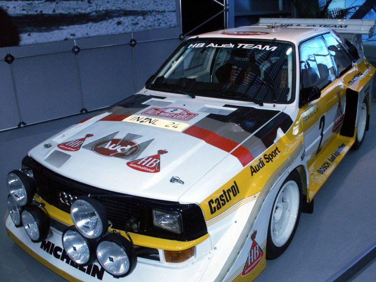 1985 Audi Quattro S1 E2 527451