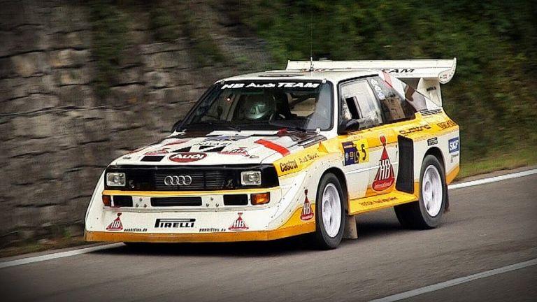 1985 Audi Quattro S1 E2 527454