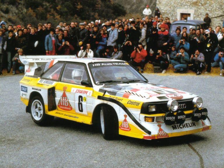 1985 Audi Quattro S1 E2 527455