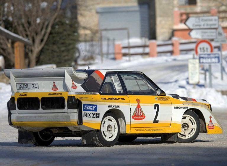 1985 Audi Quattro S1 E2 527458