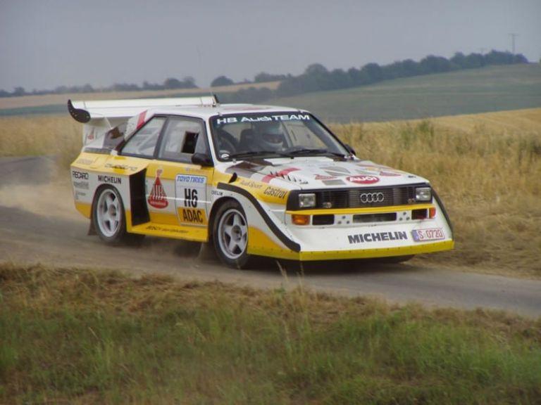 1985 Audi Quattro S1 E2 527459