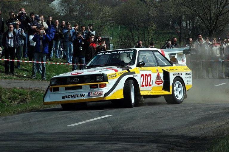 1985 Audi Quattro S1 E2 527460