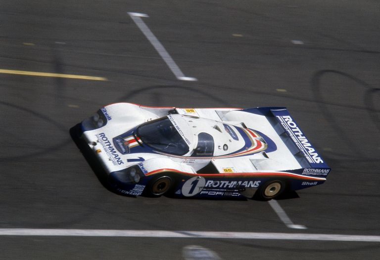 1982 Porsche 956 527474