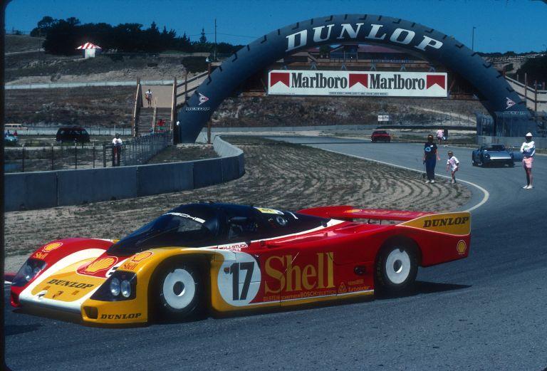 1982 Porsche 956 527502