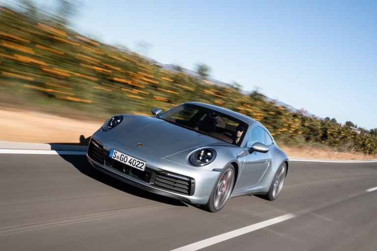 2019 Porsche 911 ( 992 ) Carrera S 533720