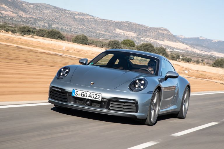 2019 Porsche 911 ( 992 ) Carrera S 533725