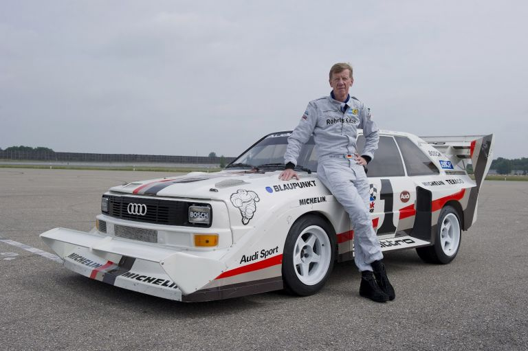 1987 Audi Quattro S1 E2 Pikes Peak 528722